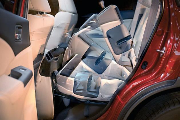 Обзор б/у Honda CR-V 2011