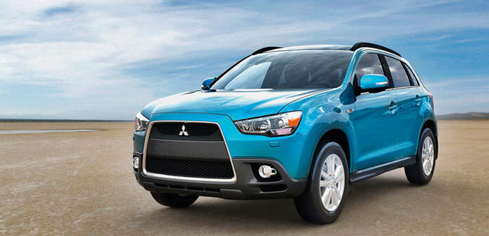 Подержанный Mitsubishi ASX