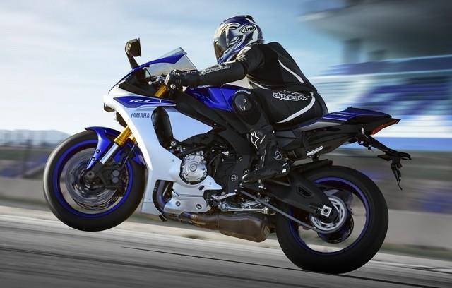 Тест-драйв Yamaha YZF R1. Выбор спорта, картинка, фото, изображение