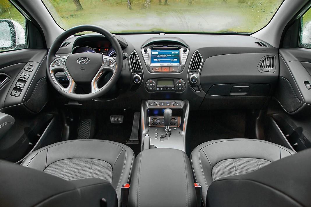 Выбираем подержанный Hyundai ix35, картинка, фото, изображение