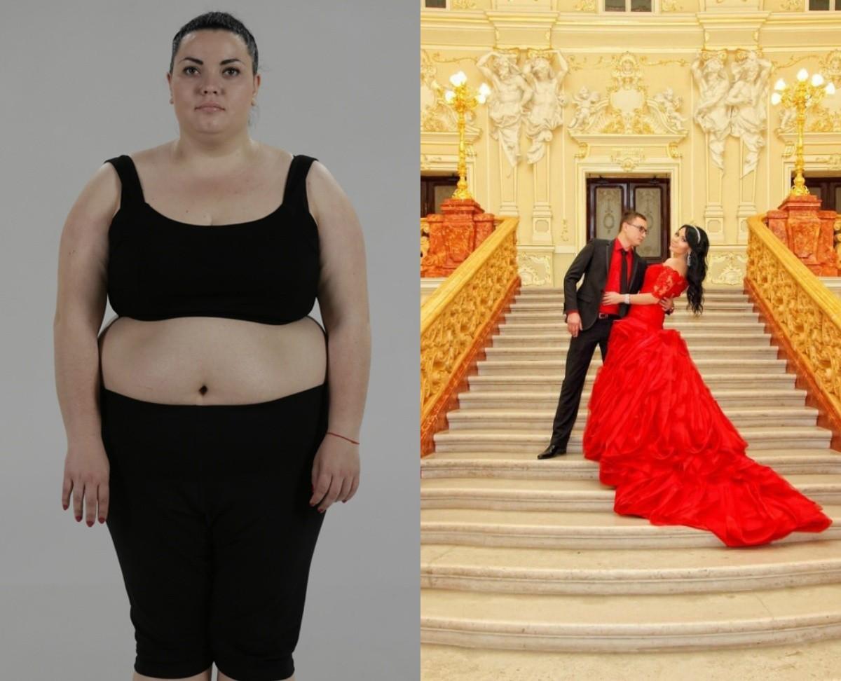 Как сложилась судьба похудевших на ТВ людей: зона боевых действий и семейная жизнь, отношения, картинка, фото, изображение