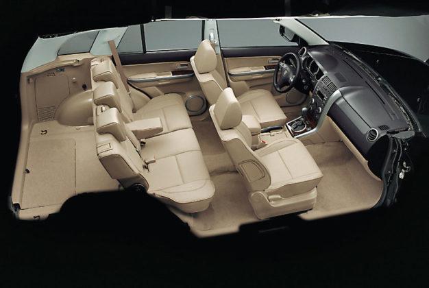 Подержанный Suzuki Grand Vitara, картинка, фото, изображение