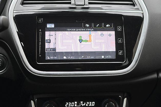 Тест-драйв Suzuki SX4, картинка, фото, изображение