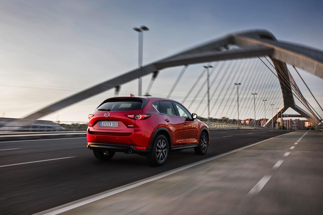 Тест-драйв Mazda CX-5 2017. От меньшего к большему, картинка, фото, изображение