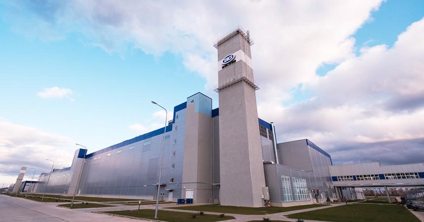 Geely Atlas — первенец белорусского завода, картинка, фото, изображение