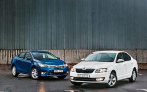 Сравнительный тест: Toyota Corolla и Skoda Octavia