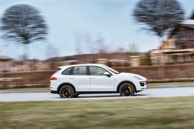 Сравнительный тест: BMW X5 M – Range Rover Sport SVR – Porsche Cayenne Turbo, картинка, фото, изображение