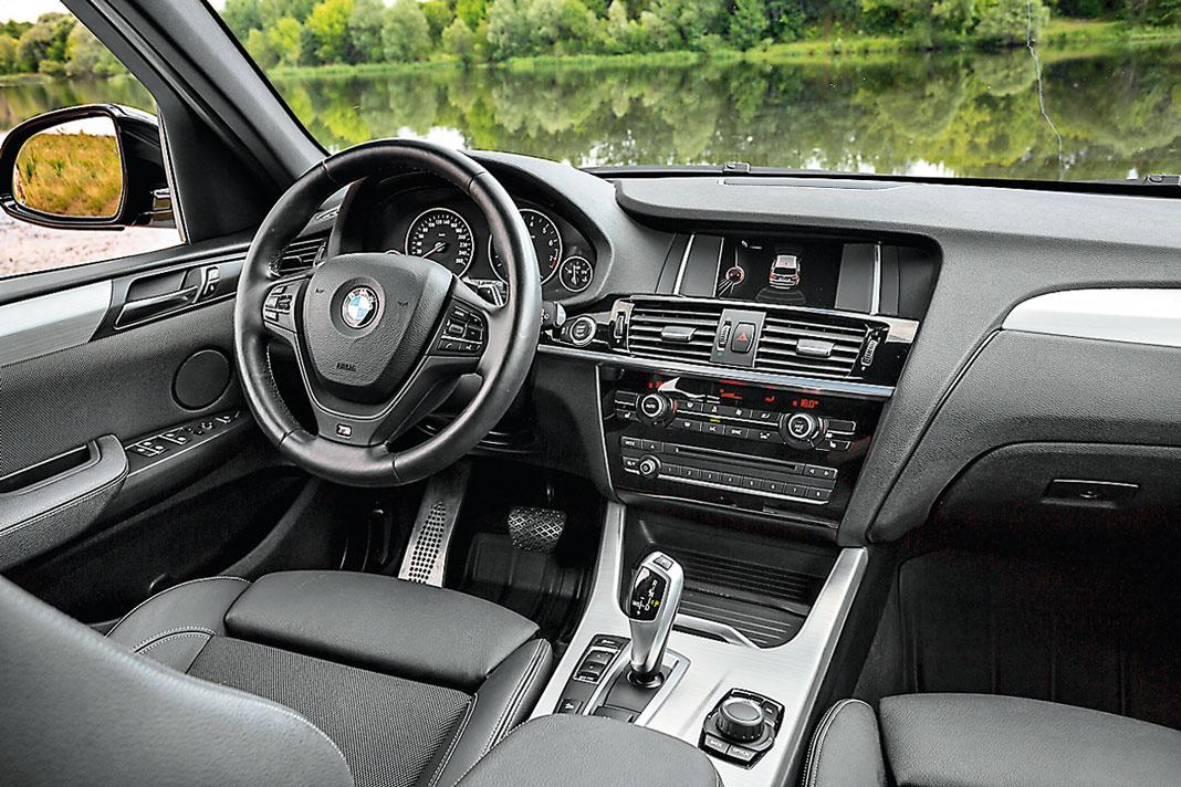 Сравнительный тест: Land Rover Discovery Sport, BMW X3, Lexus NX, картинка, фото, изображение