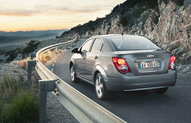 Достоинства и недостатки подержанного Chevrolet Aveo, картинка, фото, изображение