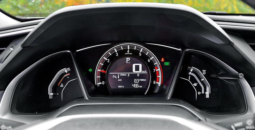 Тест-драйв Honda Civic. Десятая итерация, картинка, фото, изображение