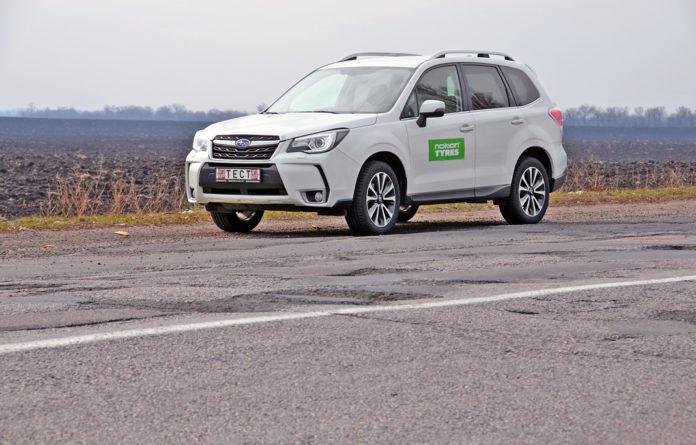Длительный тест Subaru Forester. Трасса