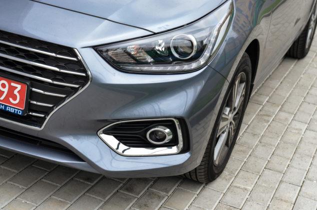 Тест-драйв Hyundai Accent 2017. Поколение №5, картинка, фото, изображение