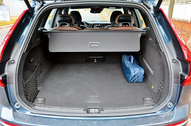 Тест-драйв Volvo XC60. Шведы наступают!, картинка, фото, изображение
