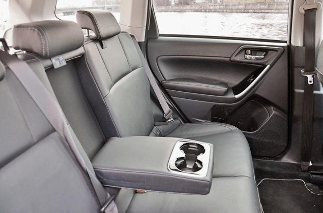 Длительный тест Subaru Forester. Трасса, картинка, фото, изображение