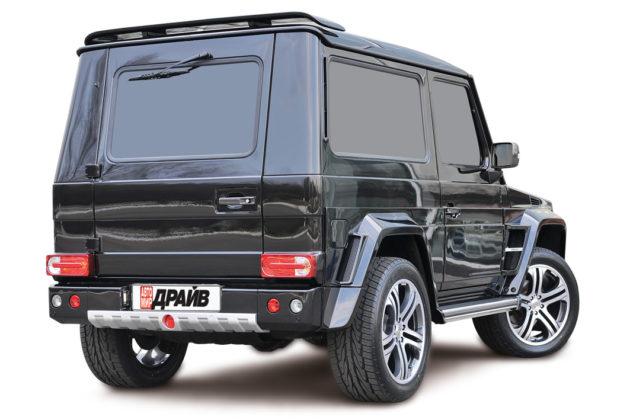 Brabus G500 Coupe. Компактный, городской, картинка, фото, изображение