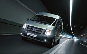 Как выглядит самый быстрый Ford Transit и Tourneo?