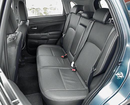 Подержанный Mitsubishi ASX, картинка, фото, изображение