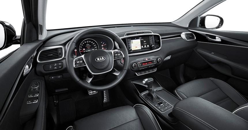 В Европе начались продажи обновленного Kia Sorento Prime, картинка, фото, изображение
