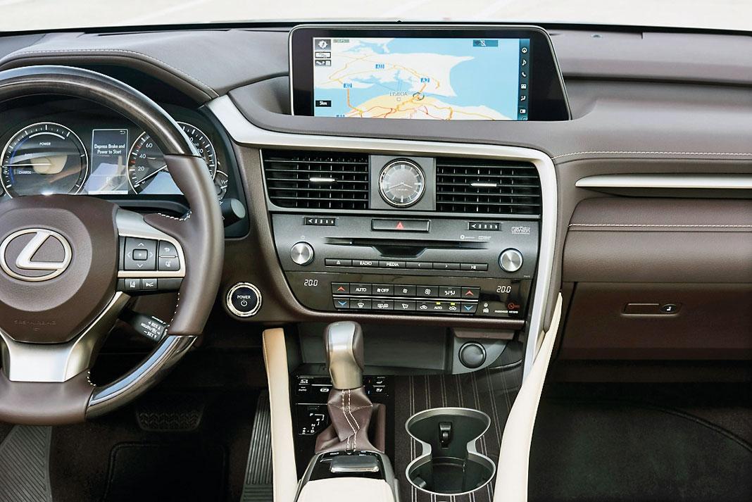 Тест-драйв Lexus RX 200t, картинка, фото, изображение