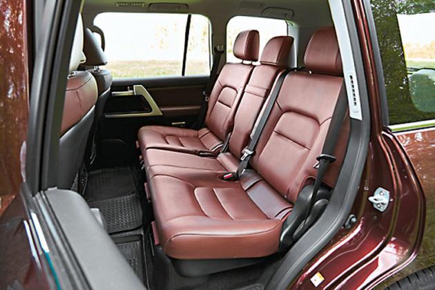 Сравнительный тест: Land Cruiser 200 и Audi Q7. Кто на папу?, картинка, фото, изображение