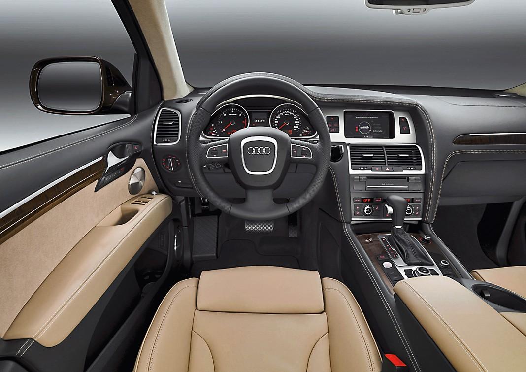 Подержанная Audi Q7 2005-2015. Неоднозначный вариант, картинка, фото, изображение