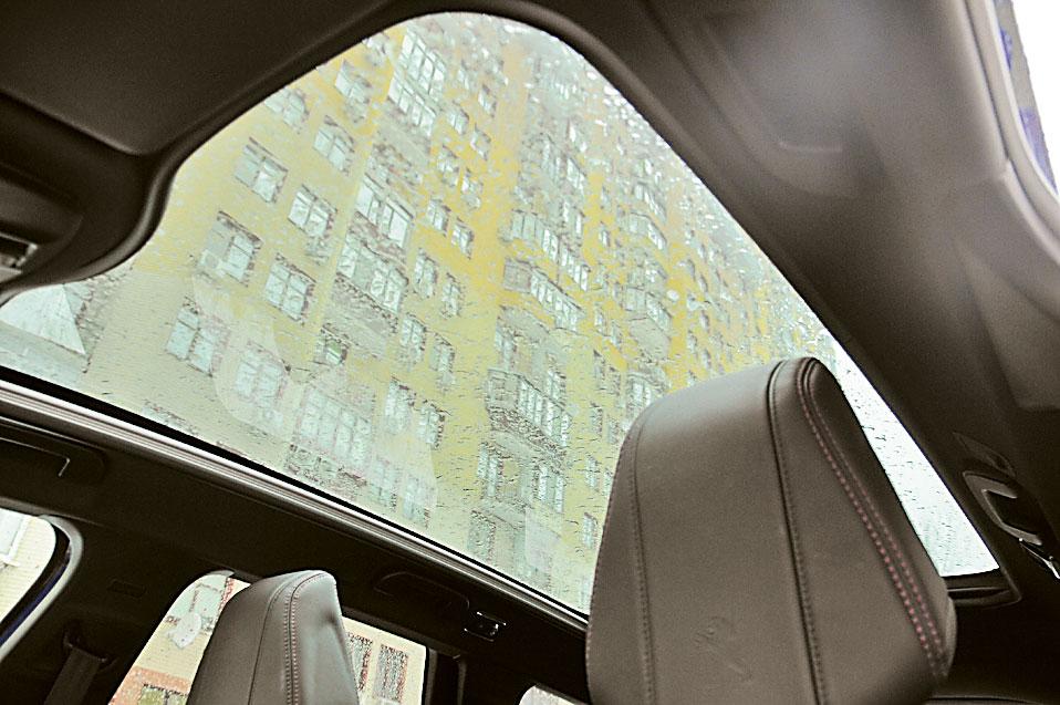 Тест-драйв Peugeot 308 SW. Семьянин, картинка, фото, изображение