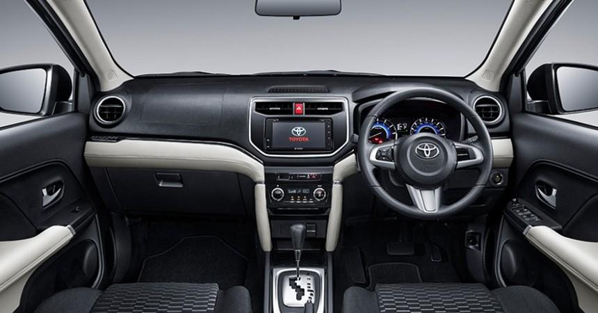 Двойной дебют — Toyota Rush и Daihatsu Terios, картинка, фото, изображение