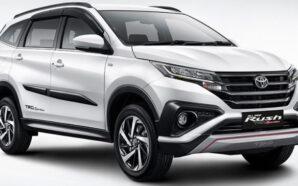 Двойной дебют — Toyota Rush и Daihatsu Terios