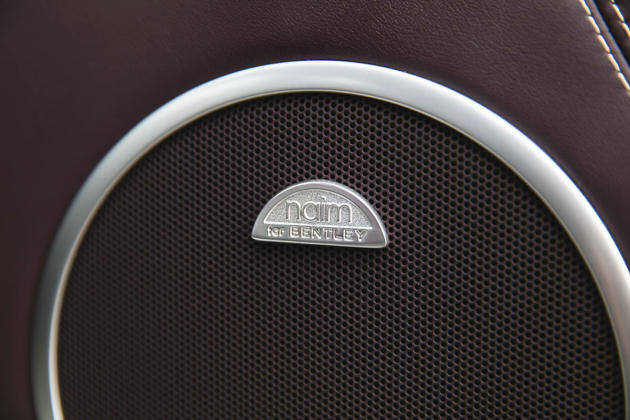 Тест-драйв Bentley Continental GTV8 S, картинка, фото, изображение