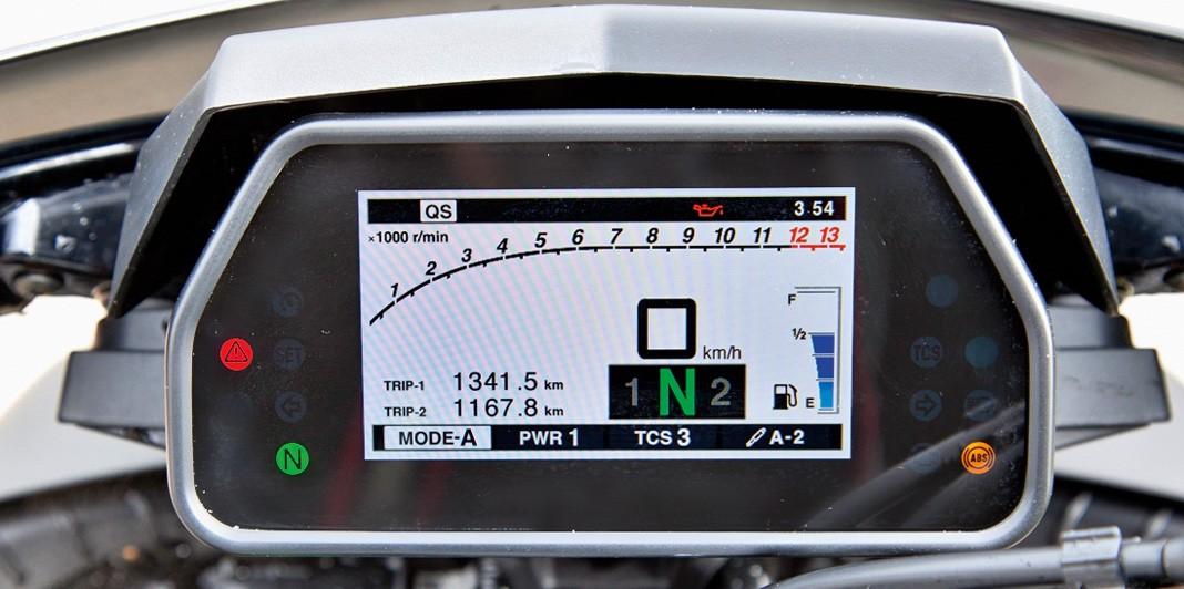 Тест-драйв Yamaha MT-10SP, картинка, фото, изображение