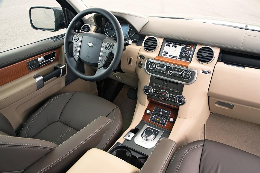 Выбираем подержанный Land Rover Discovery 2009-2016, картинка, фото, изображение