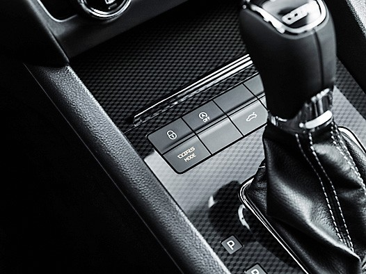Тест-драйв Skoda Octavia RS. Мощнее и взрослее, картинка, фото, изображение