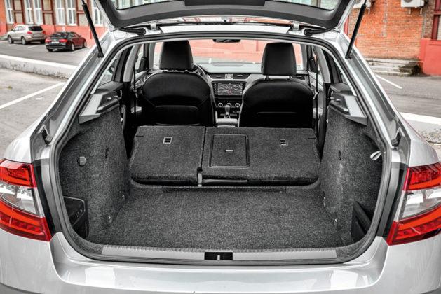 Сравнительный тест: Skoda Octaviaпротив Mazda3, картинка, фото, изображение