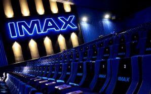 В Киеве открылся первый кинотеатр IMAX
