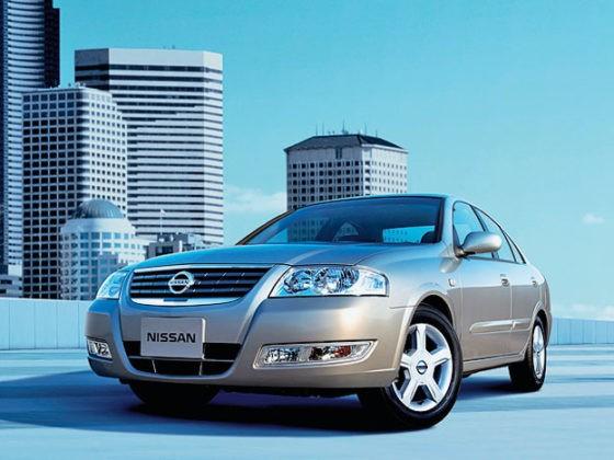 Подержанный Nissan Almera Classic, картинка, фото, изображение