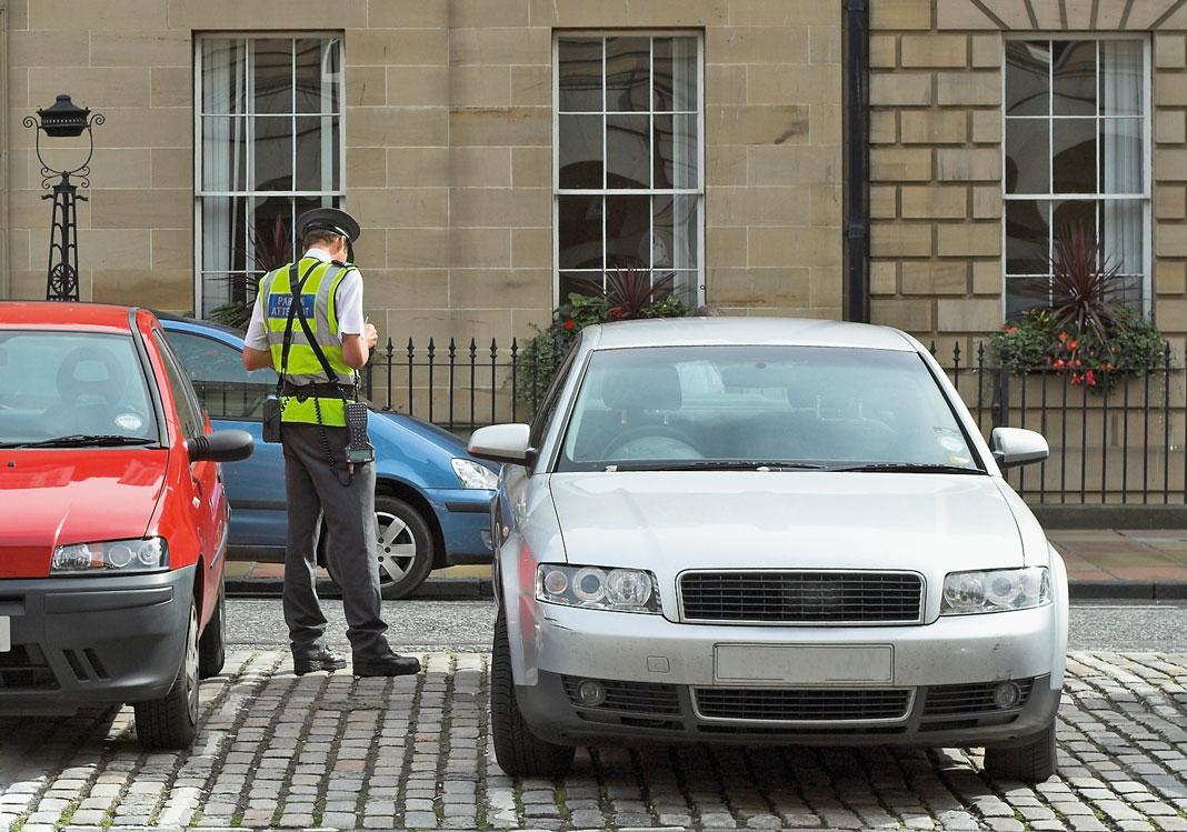 Европейские штрафы: оплачивать или нет?, картинка, фото, изображение