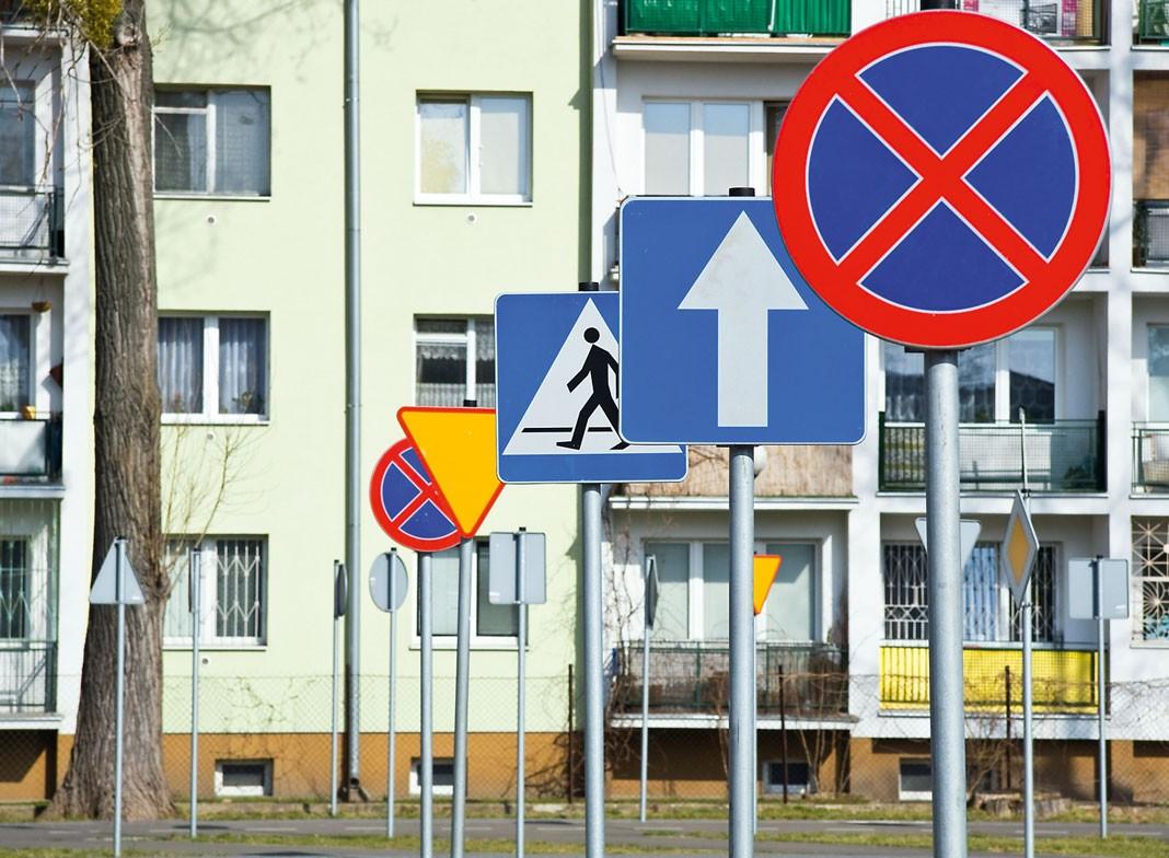 Неправильные знаки: подчиняться или нет?, картинка, фото, изображение
