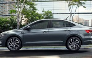 Дебютировал Volkswagen Virtus — он же Polo sedan