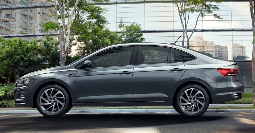 Дебютировал Volkswagen Virtus — он же Polo sedan, картинка, фото, изображение
