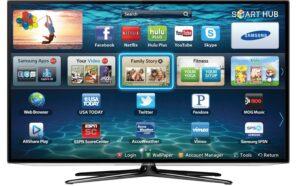 Smart TV с легкостью заменит компьютер или планшет