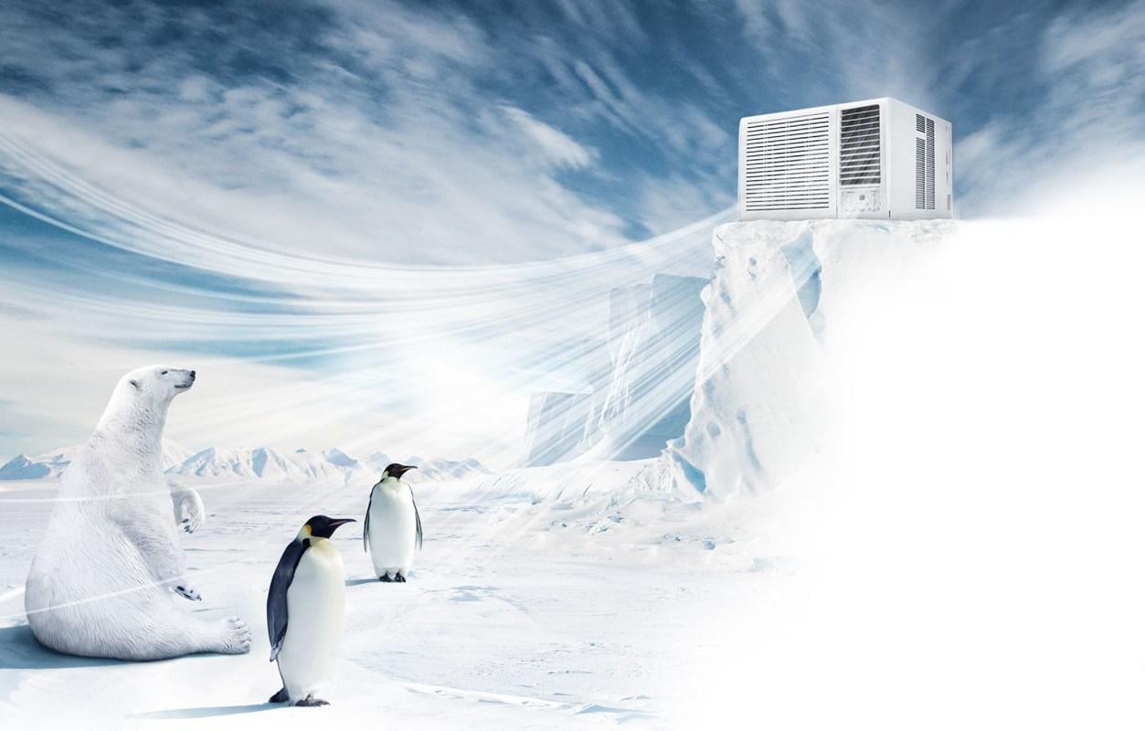 Кондиционеры зимой: вред или польза, картинка, фото, изображение