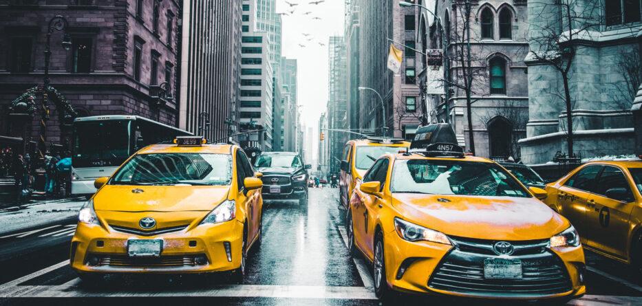 Как определить, что машина использовалась в такси