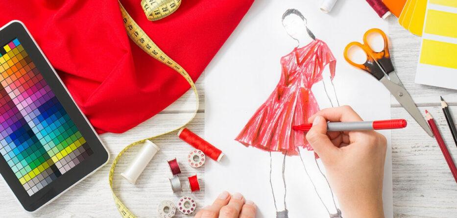 Дизайнерская стильная женская одежда больших размеров